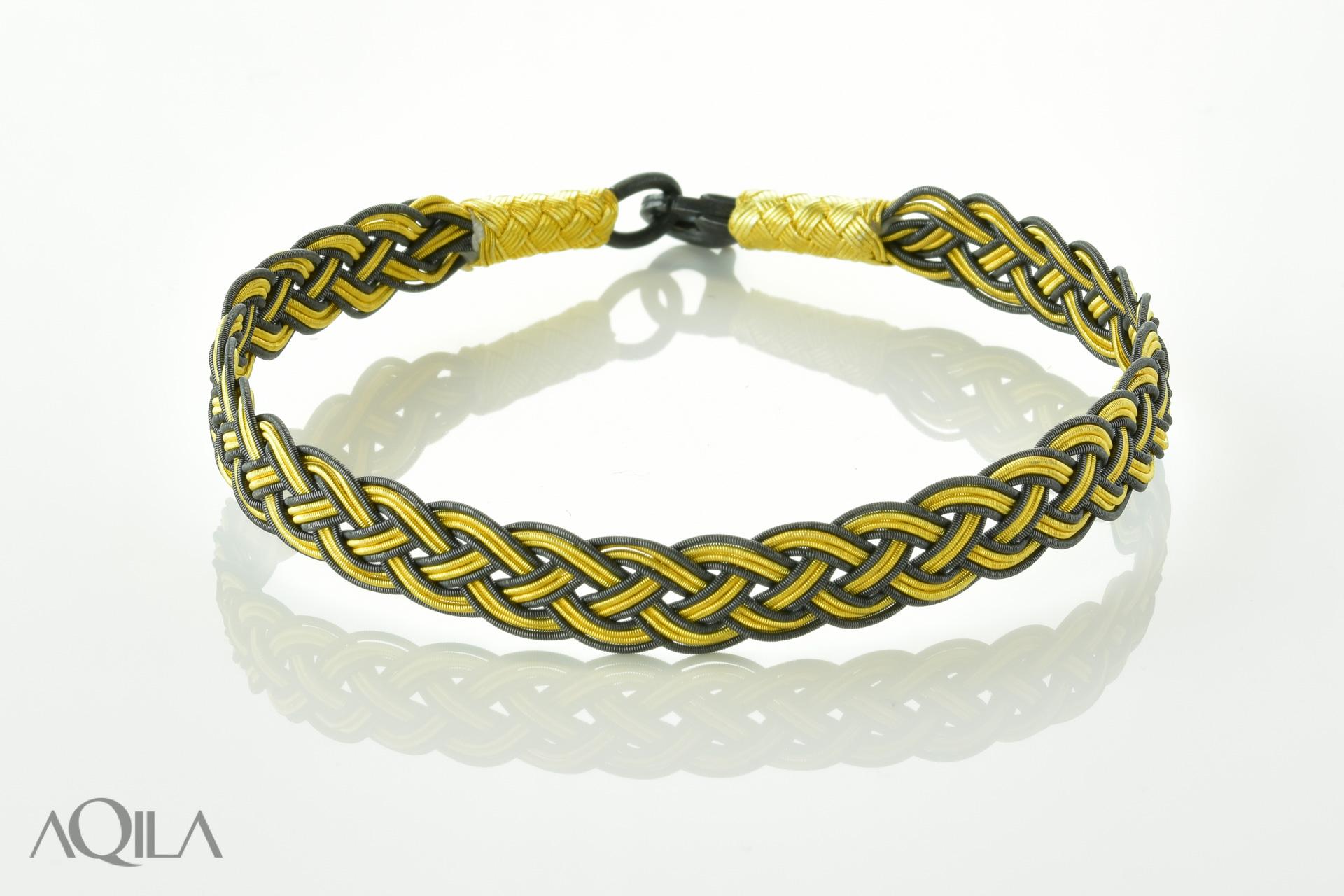 AQILA   999er Silber Armband, Kazaziye, Feinsilber, handarbeit ...